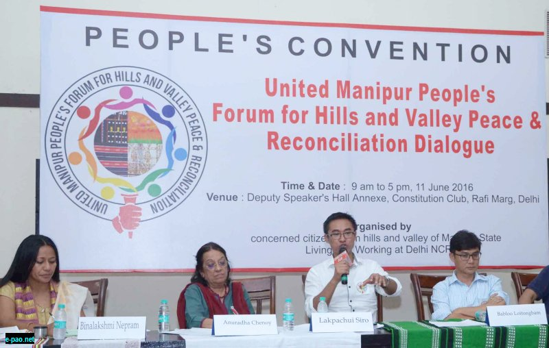 Manipur People's Convention