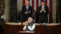 Narendra Modi at US Congress