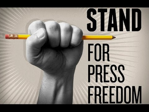 Stand for Press Freedom