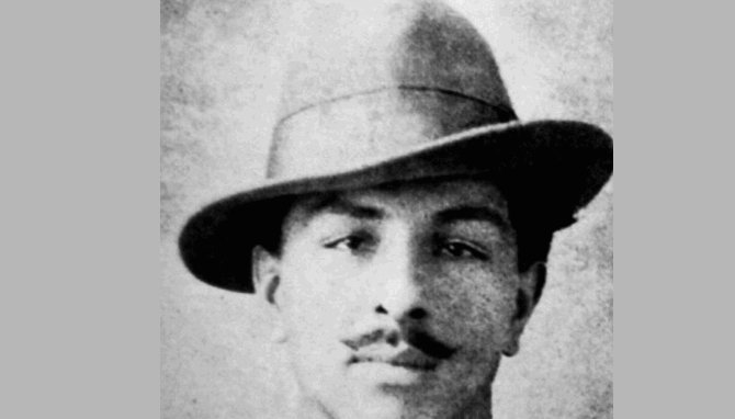 short essay on bhagat singh in punjabi
