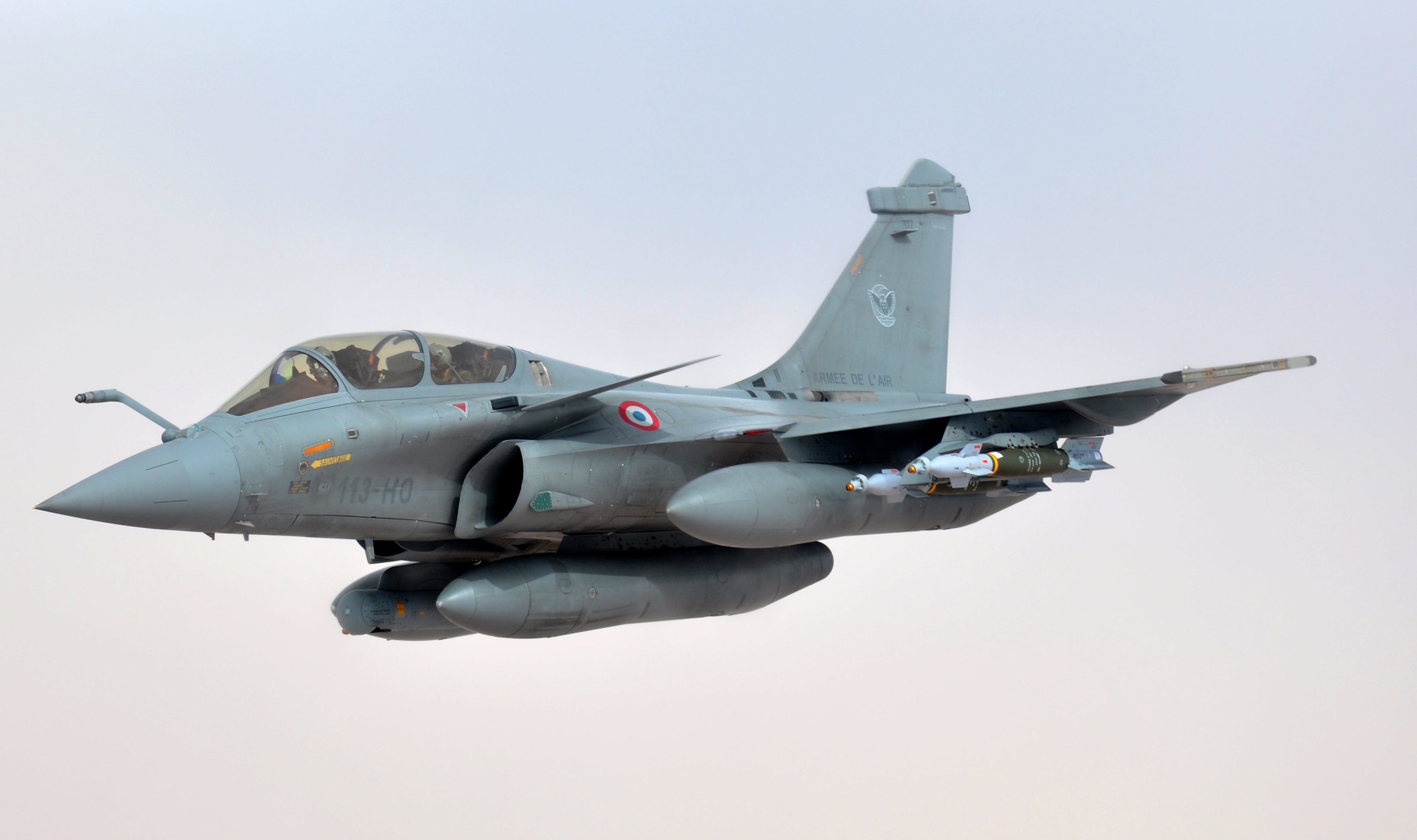 India signs Rafale deal but questions remain