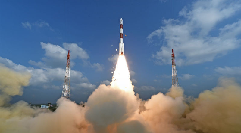 ISRO Launch