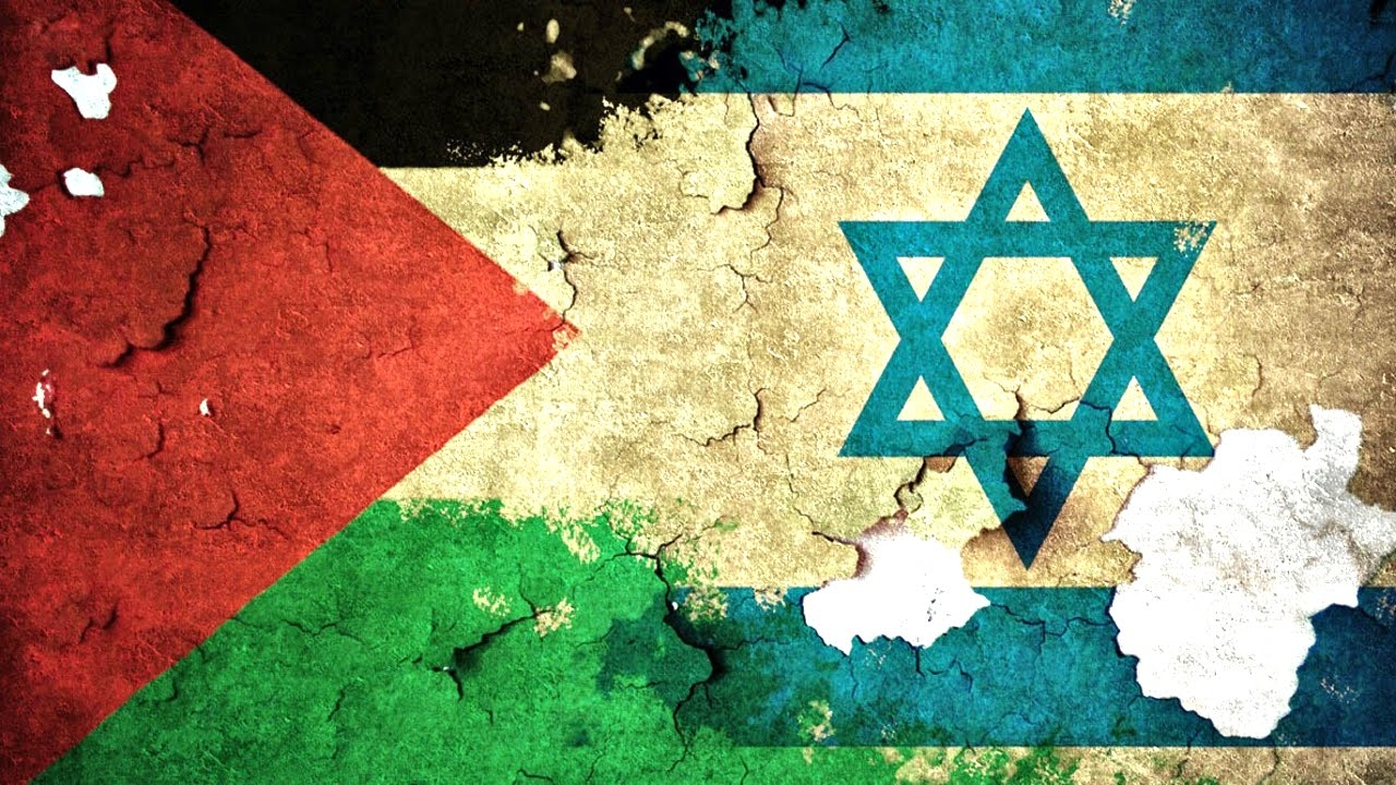 the israeli palestinian conflict supported by the united states and russia