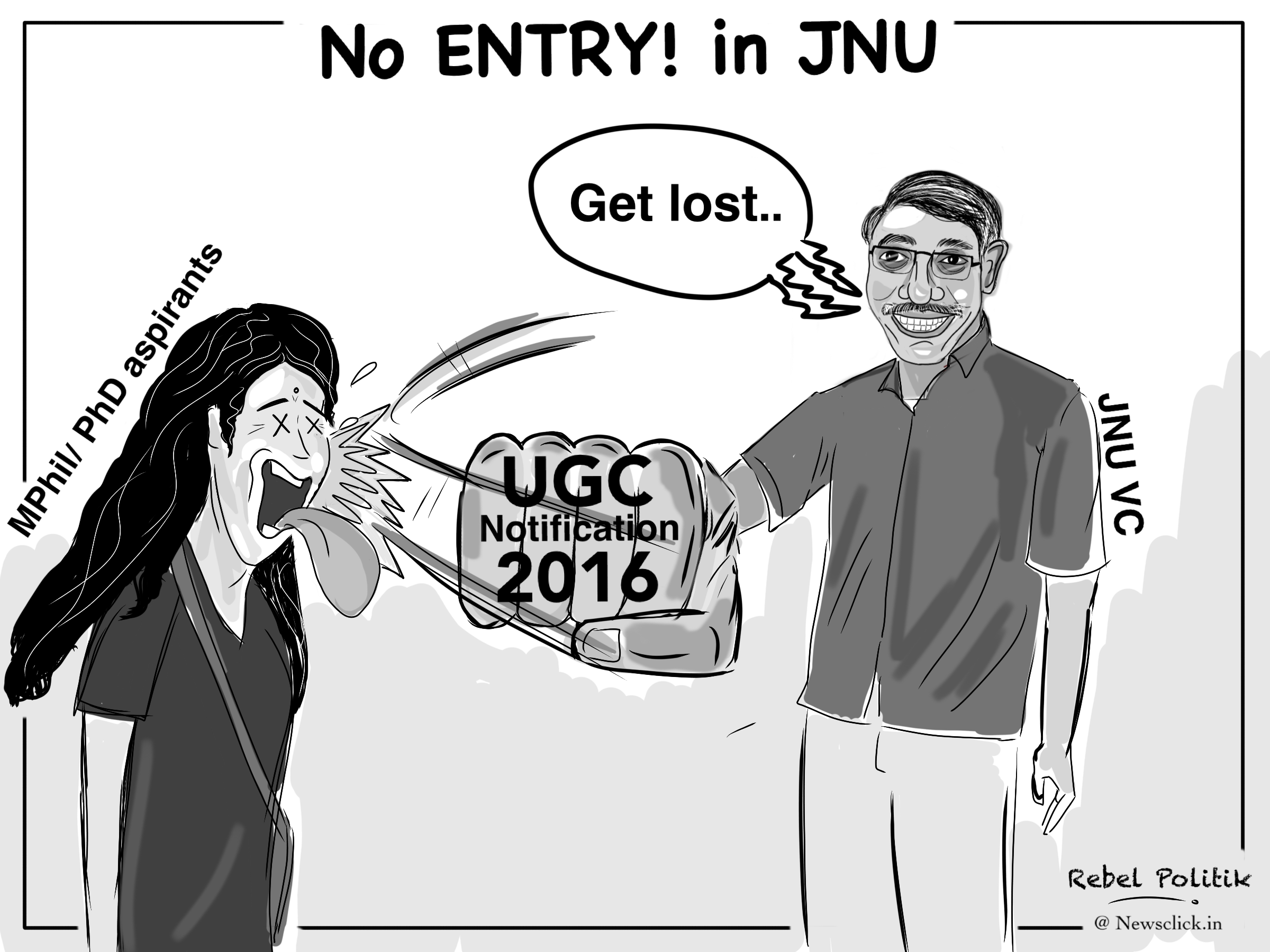 ugc guidelines for m phil and