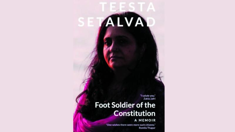 Foot Soldier of the Constitution