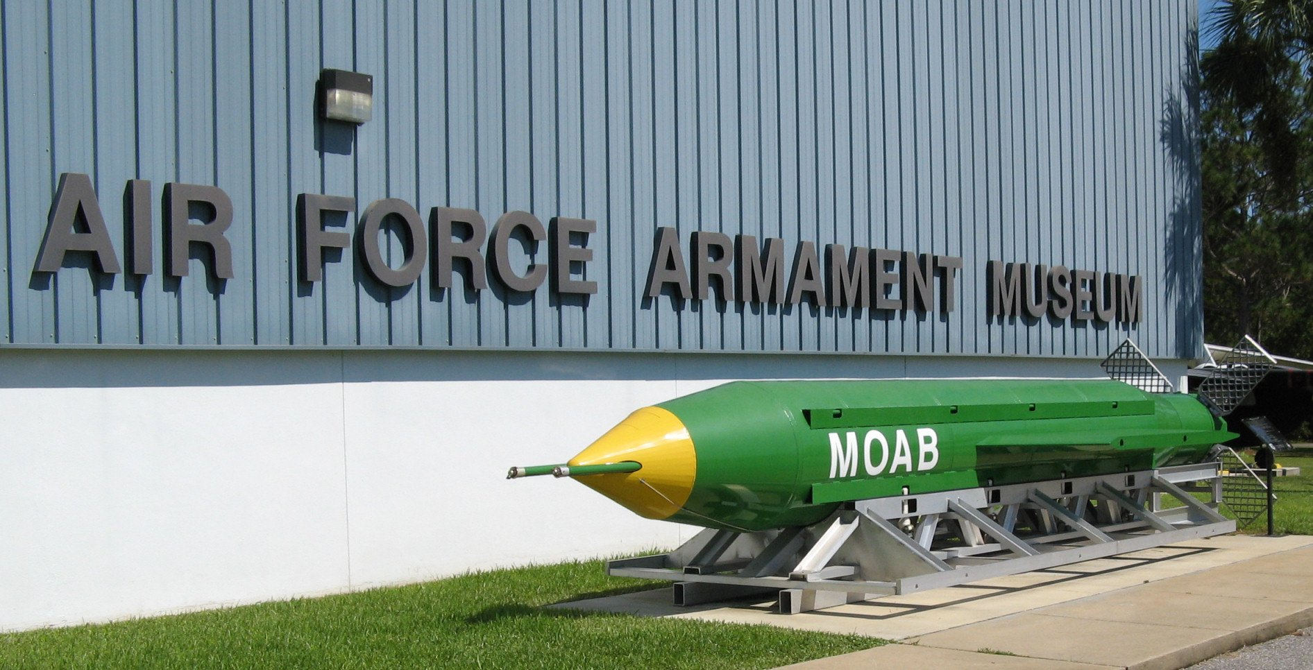 MOAB: Mother of All Barrel Bombs