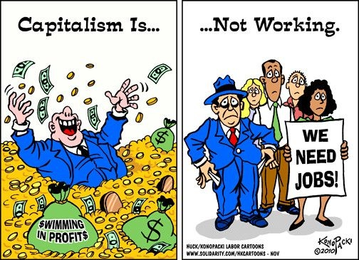 ideological struggles in contemporary capitalism newsclick