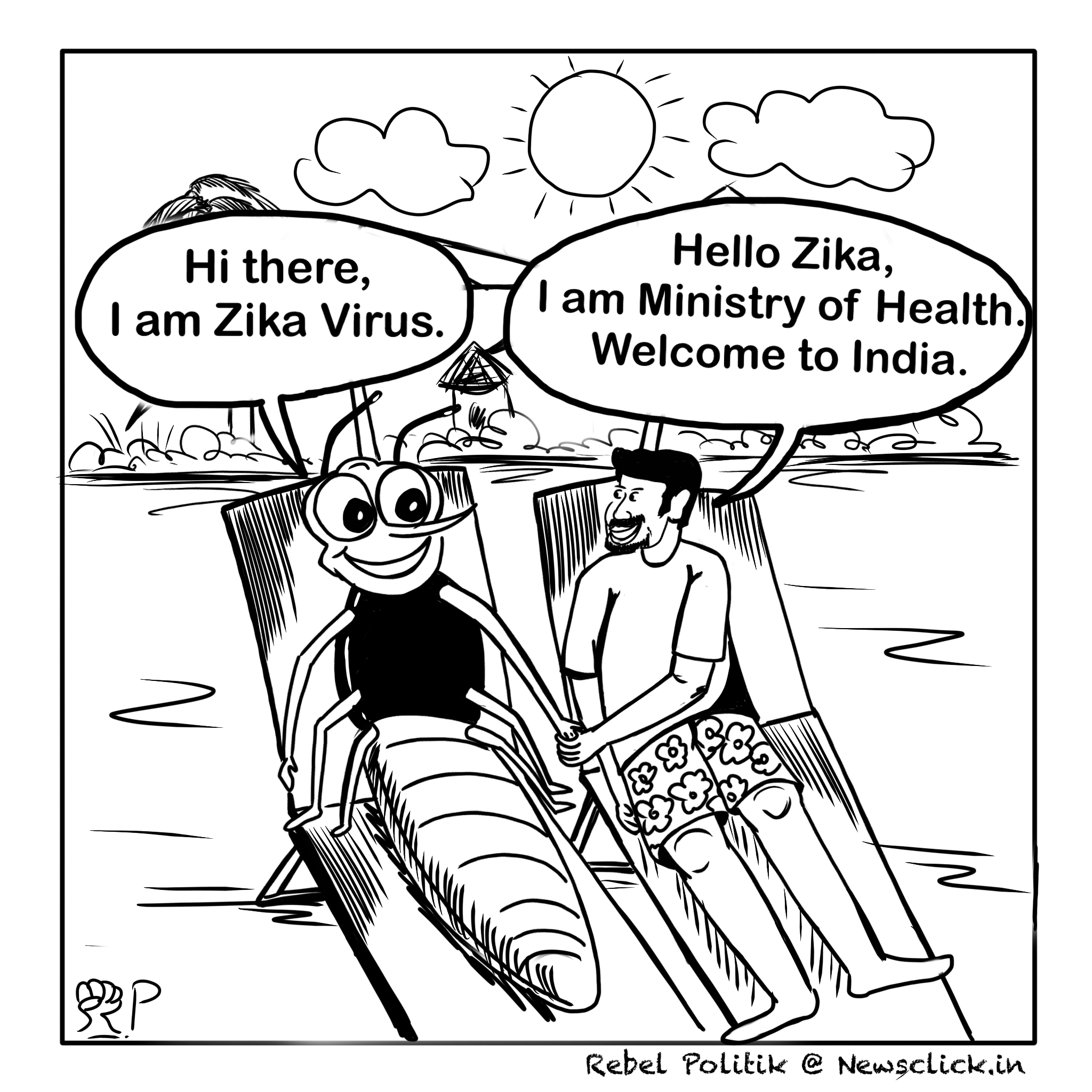 Viral News India: Zika Virus In India: Health Ministry Takes No Action
