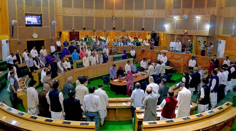 Opposition Continues as J&K Adopts 'Controversial' GST