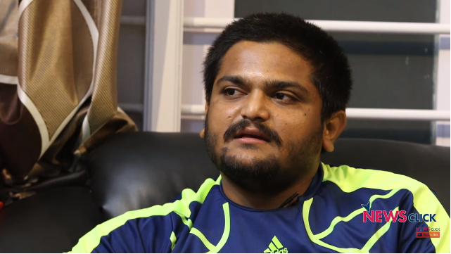Will Go to Any Extent to Fight the Evil Dictatorship of Modi: Hardik Patel Interview