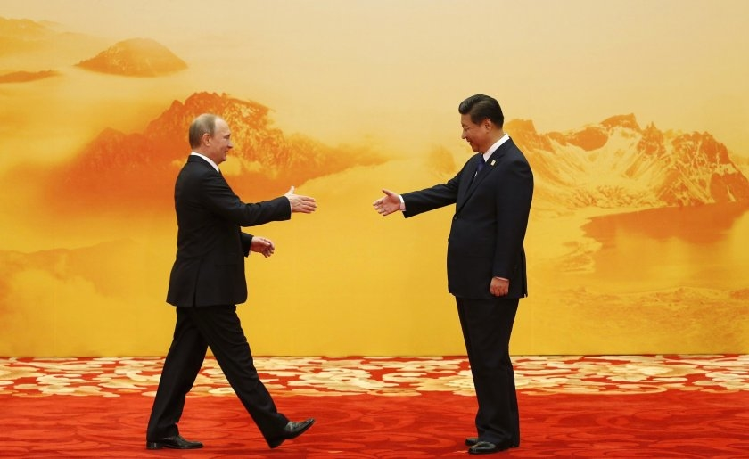 Multipolar World Arrives: Russia, China Face Down US Bully