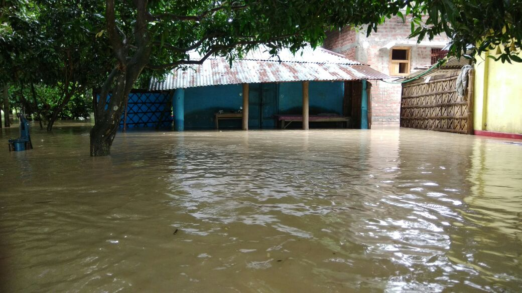Assam Flood Situation Deteriorates Drastically, Claims 10 Lives