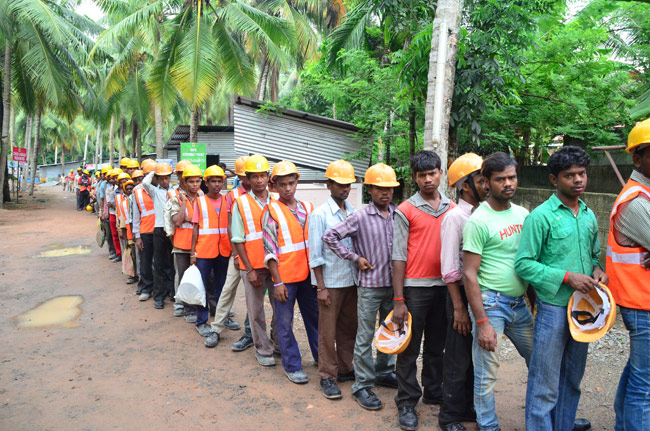 Migrant Workers in Kerala