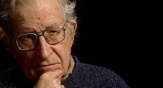 Professor Chomsky