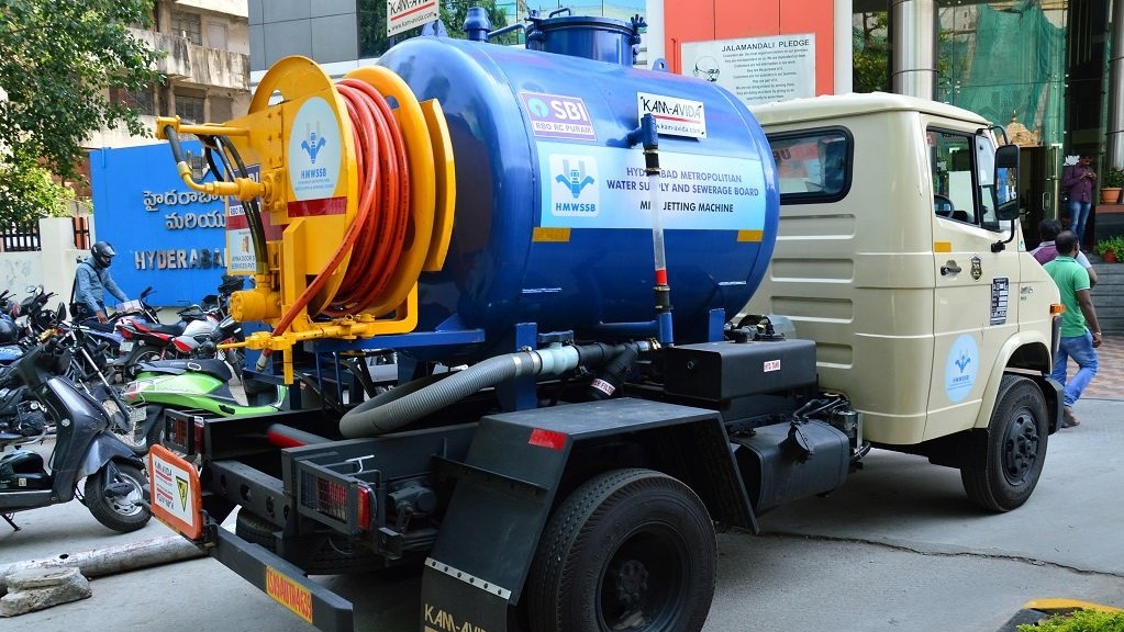 Delhi Jal Board to Mechanise Sewer Cleaning to Prevent