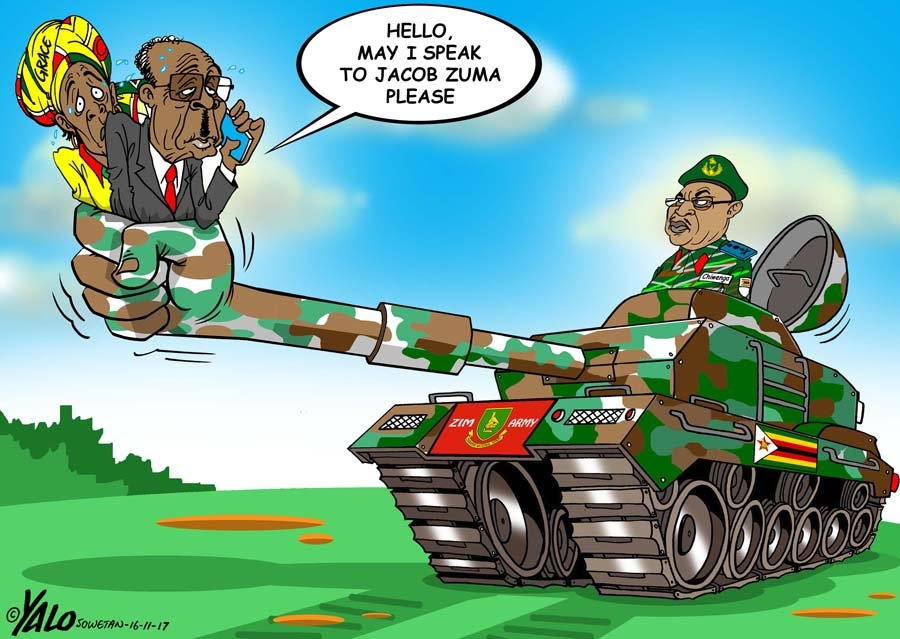 Zimbabwean Defence Force