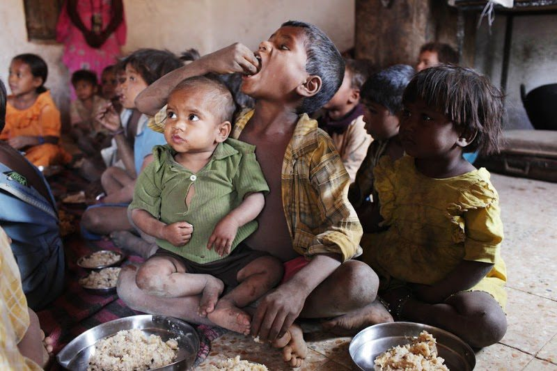 defeating hunger and malnutrition