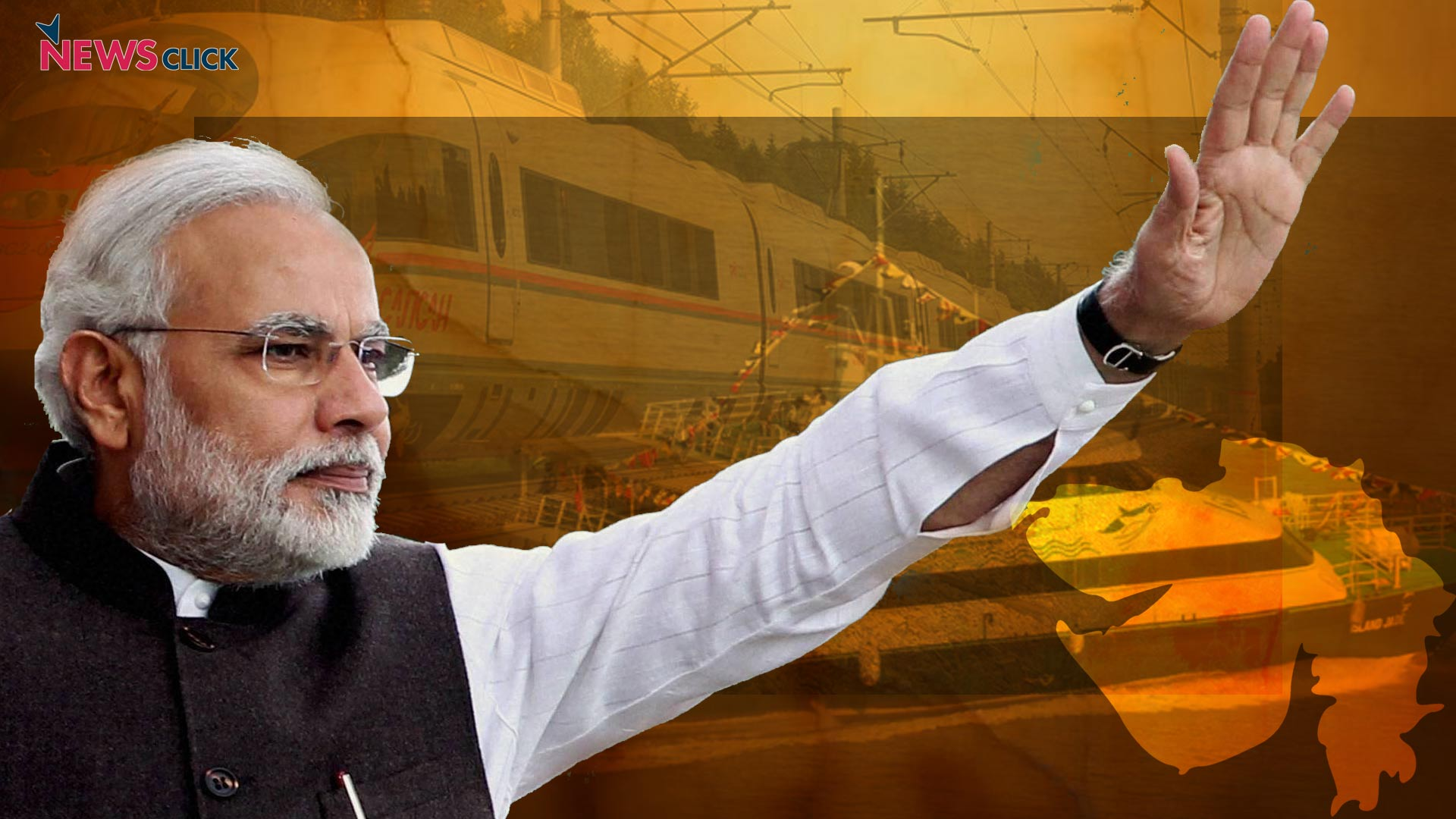 Bjp S Five Point Strategy For Gujarat How It May Not Be Enough Newsclick