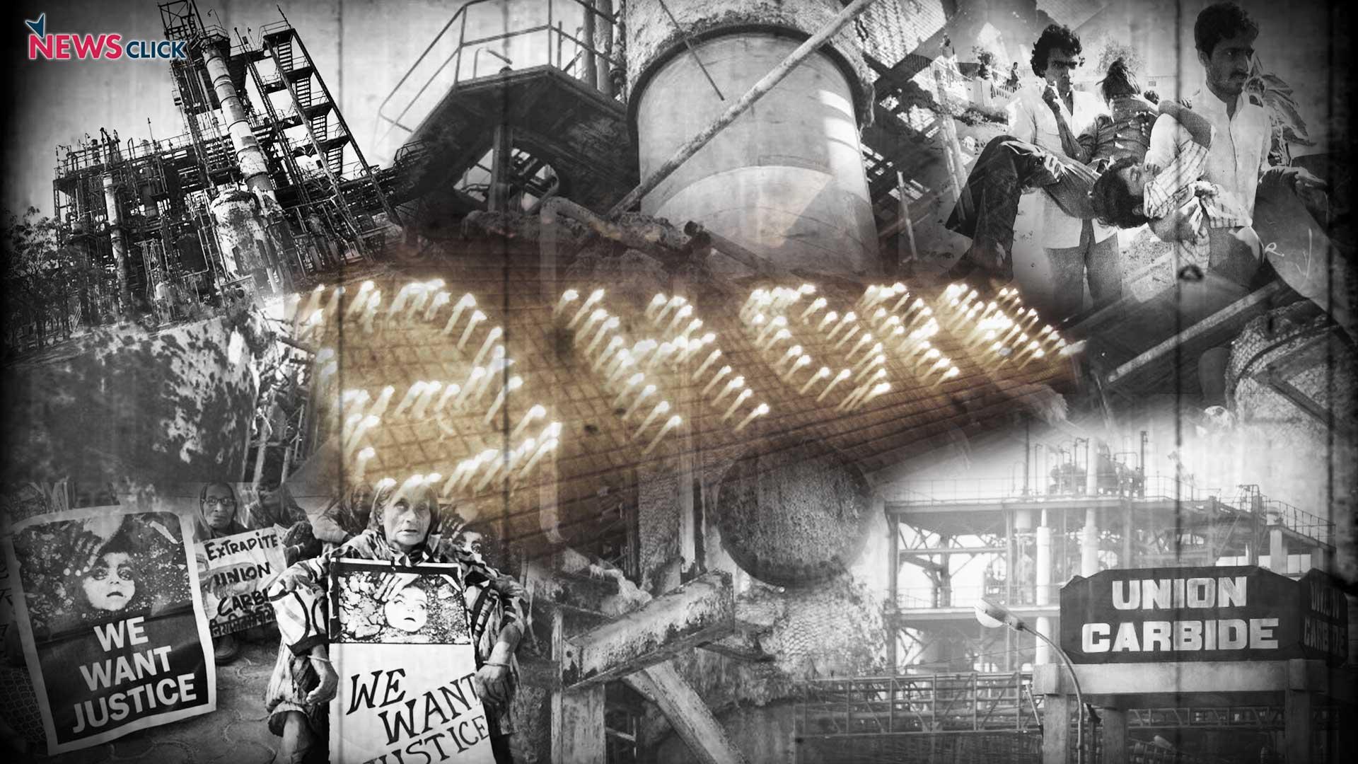 Short essay on The Bhopal Gas Tragedy