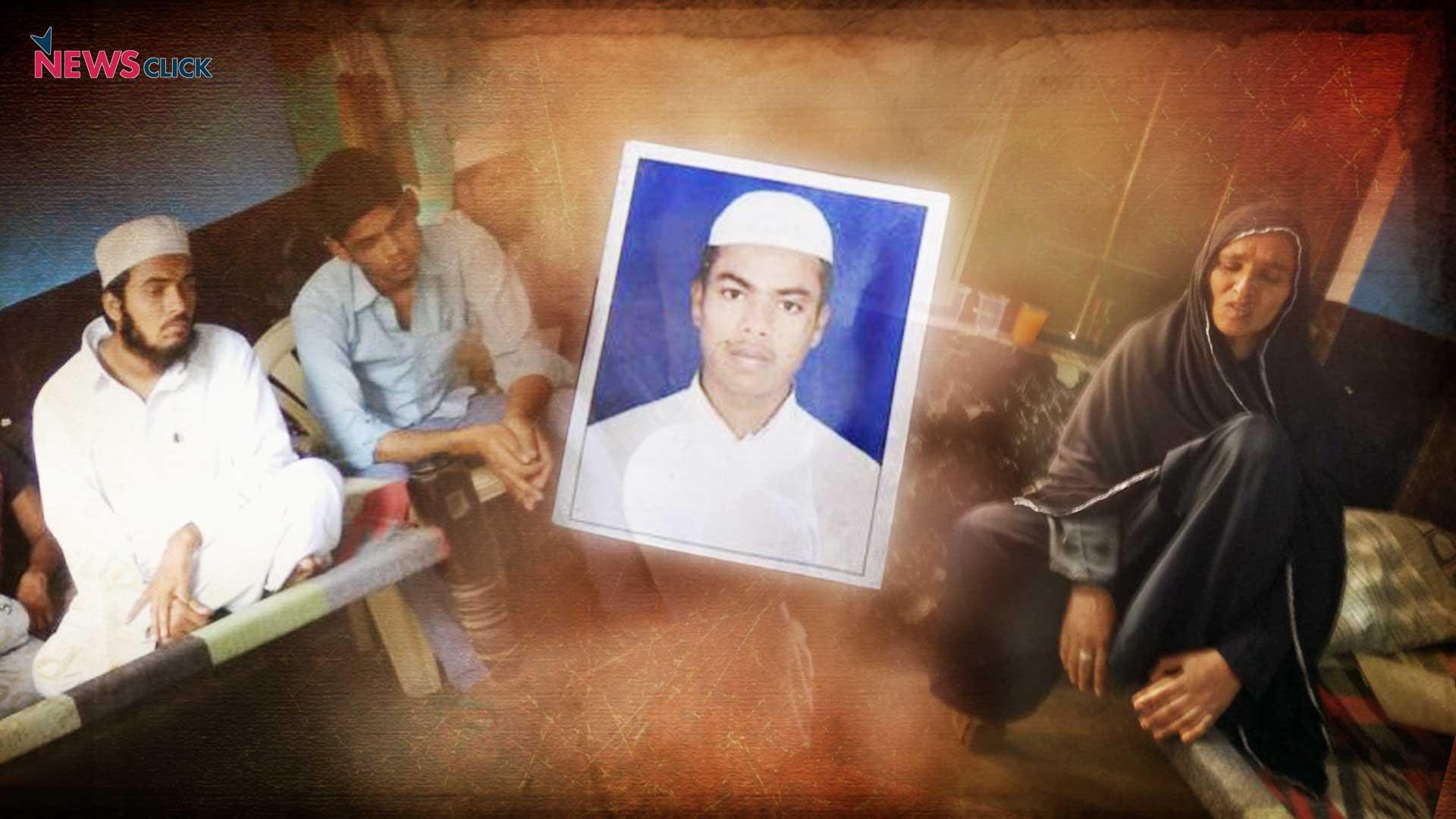 CBI plea notice in Junaid row