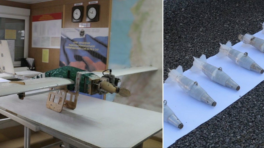 Russia: Drones that attacked base in Syria came from rebel-aligned village
