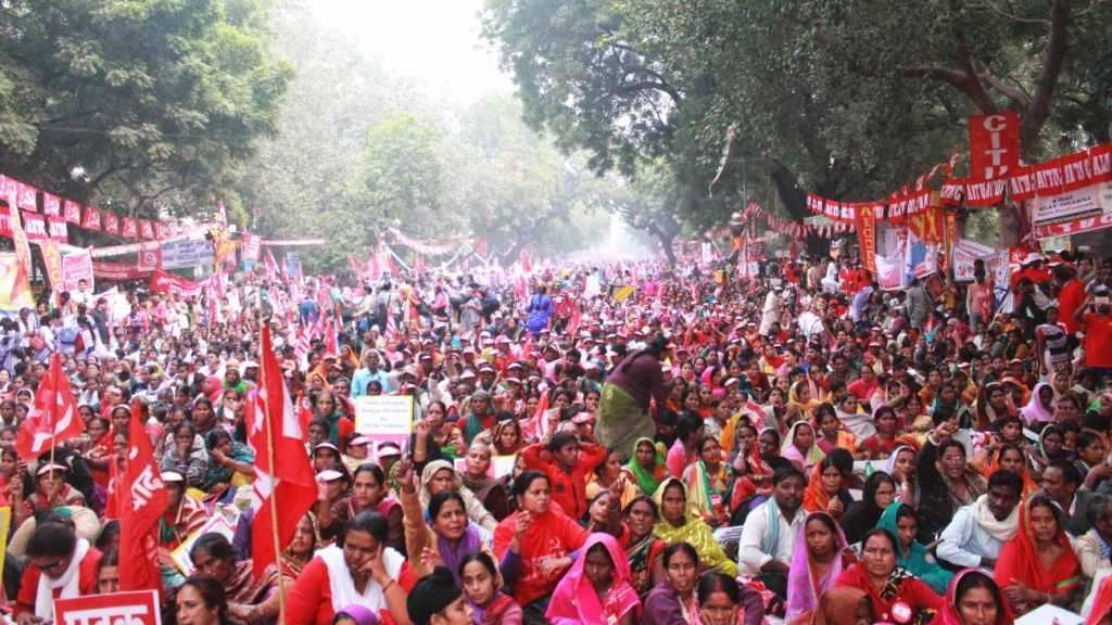 Why Are the Scheme Workers Going on All India Strike?
