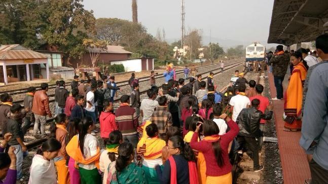 Indefinite curfew on in Assam district