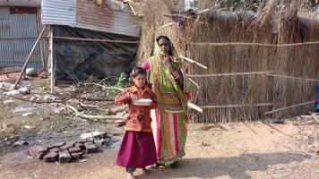 Jharkhand displacement