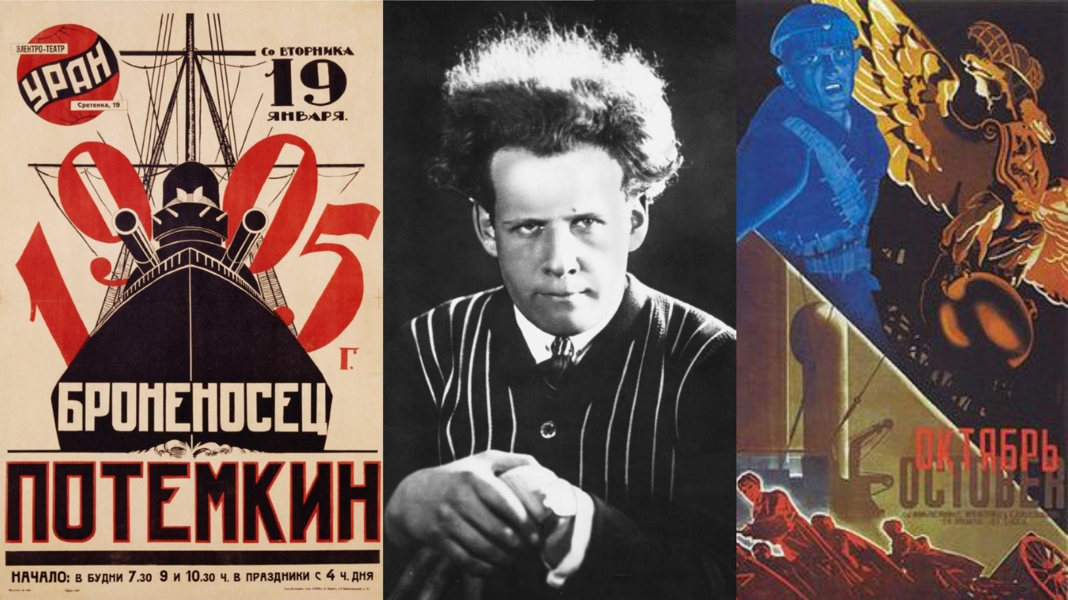 Google doodle: Who is Sergei Eisenstein?