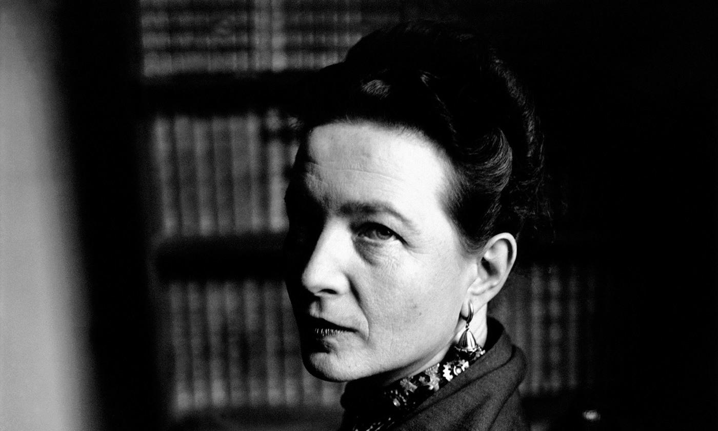 Simone de Beauvoir and the Left   NewsClick