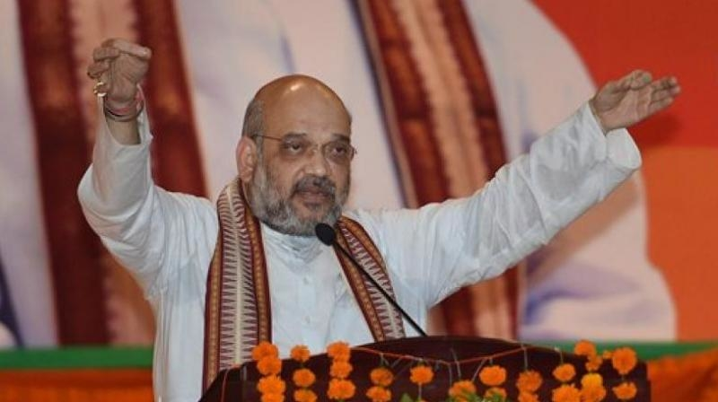 Karnataka wants good governance and not goonda governance: Amit Shah