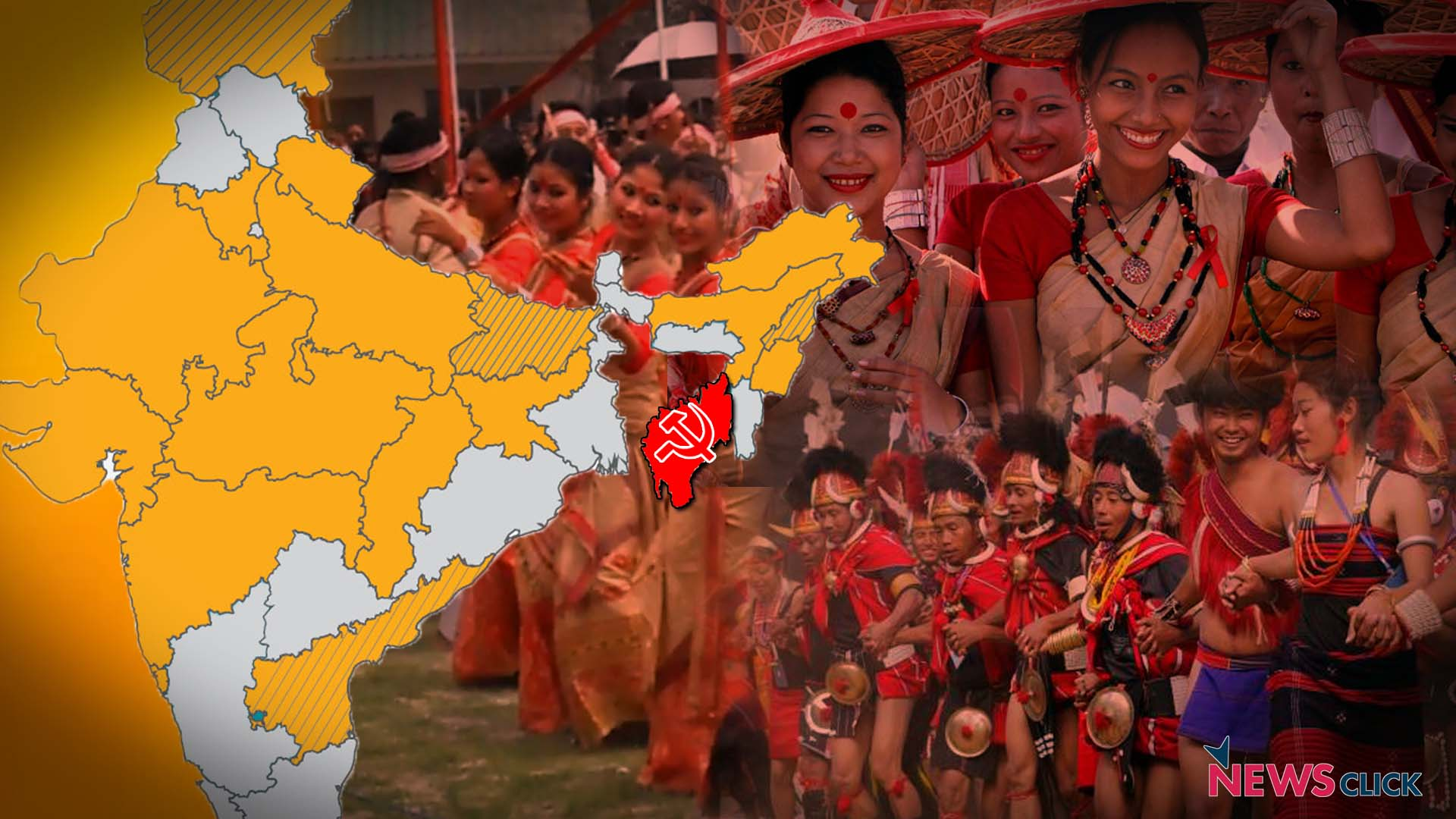 Tripura Elections 2018: Opinion Poll Predicts End Of CPI(M) Rule