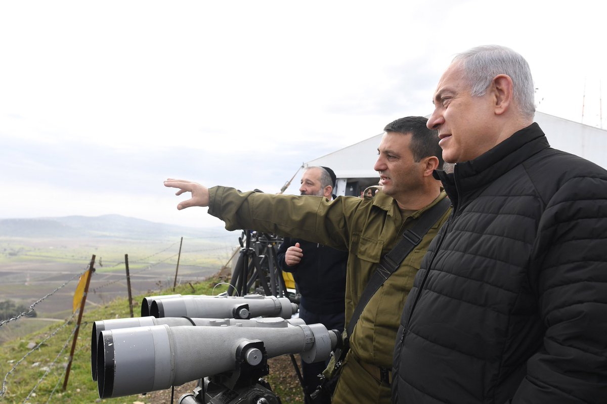 Hostility at the Northern Front: A Distraction Tactic by Israel's Netanyahu?