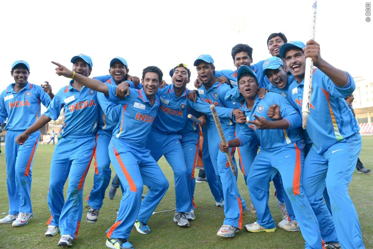 Icc U19 World Cup Records Over The Past Years: India Favourites Against Australia In Under-19 World Cup
