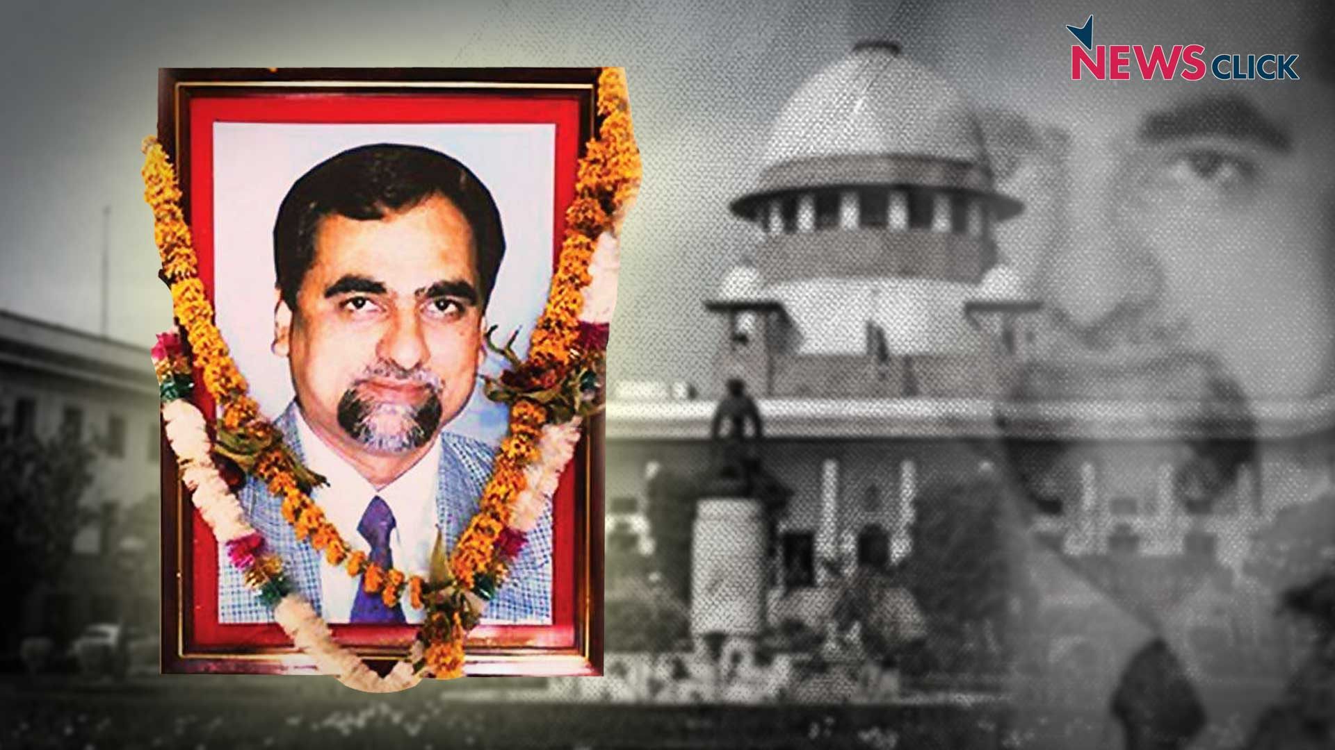 Cong demands Independent SIT probe into deaths of Judge Loya
