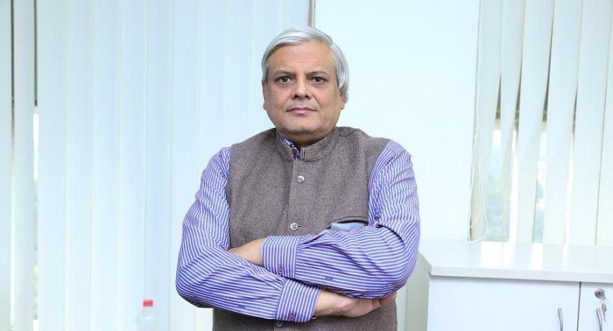 Senior Journalist, Editor-In-Chief Of National Herald Neelabh Mishra Dies