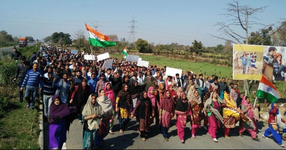 Discontent with BJP Growing in Jammu, People Afraid of Speaking Out
