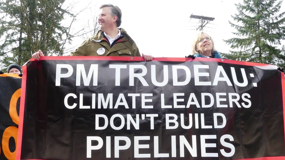 Canada: Anti-pipeline Expansion Protests are Intensifying