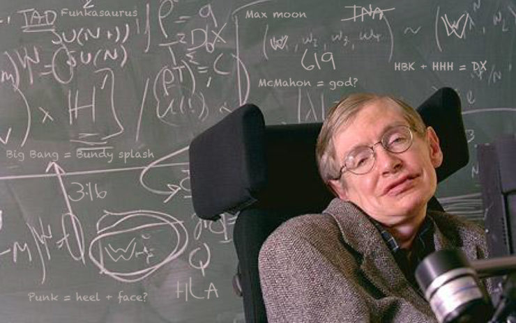 The Passing of Physicist Stephen Hawking