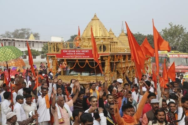 Protests in TN as rath yatra enters state; Stalin detained