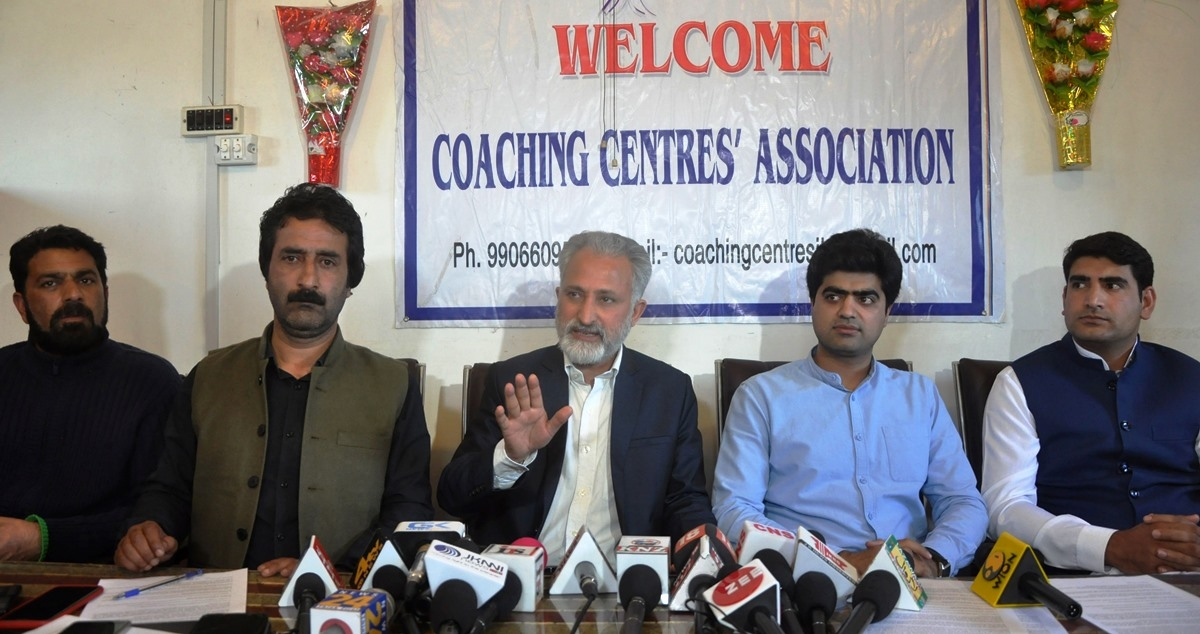 Ban on Coaching Centres