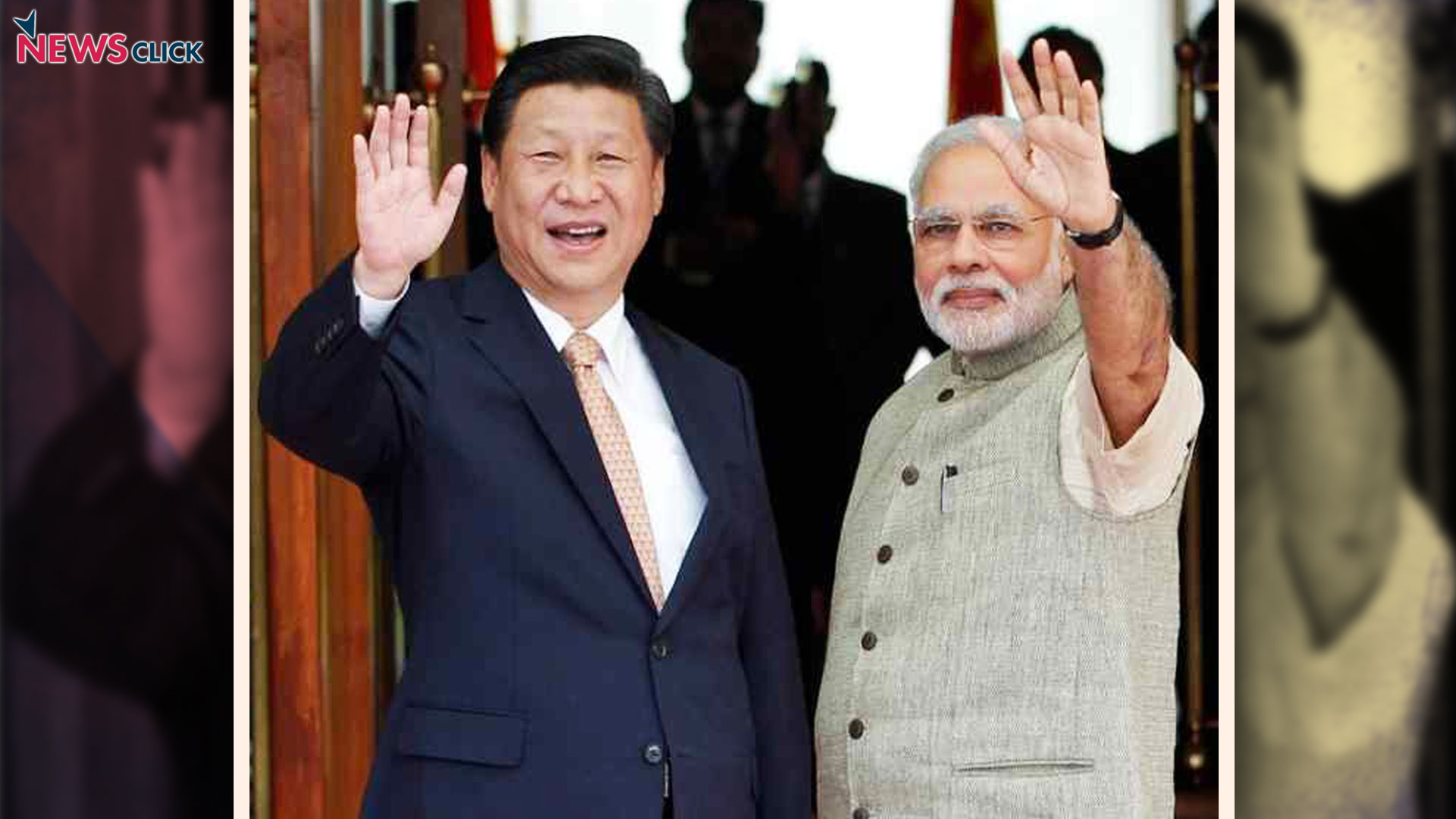 Xi-Modi summit broke 'new ground': China