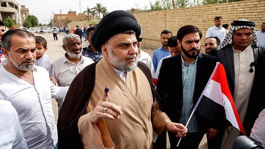 Iraq's Sadr to form government of technocrats in Iraq