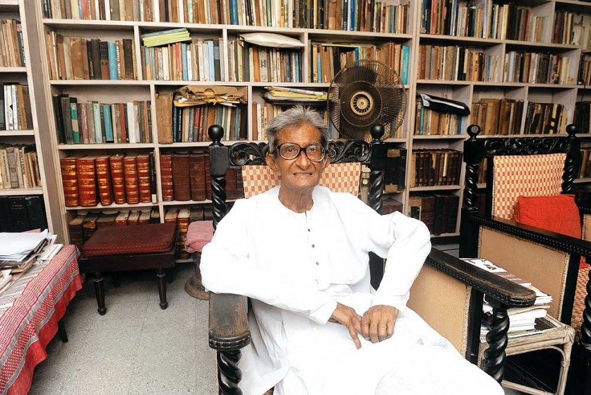 Noted Marxist economist and former Bengal FM Ashok Mitra is no more