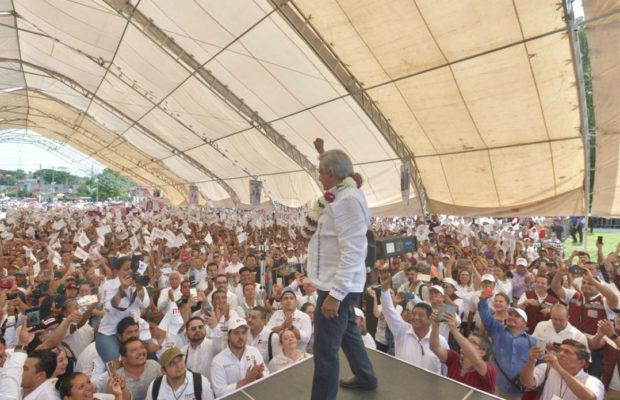 Andrés Manuel López Obrador Candidate could be Mexicos