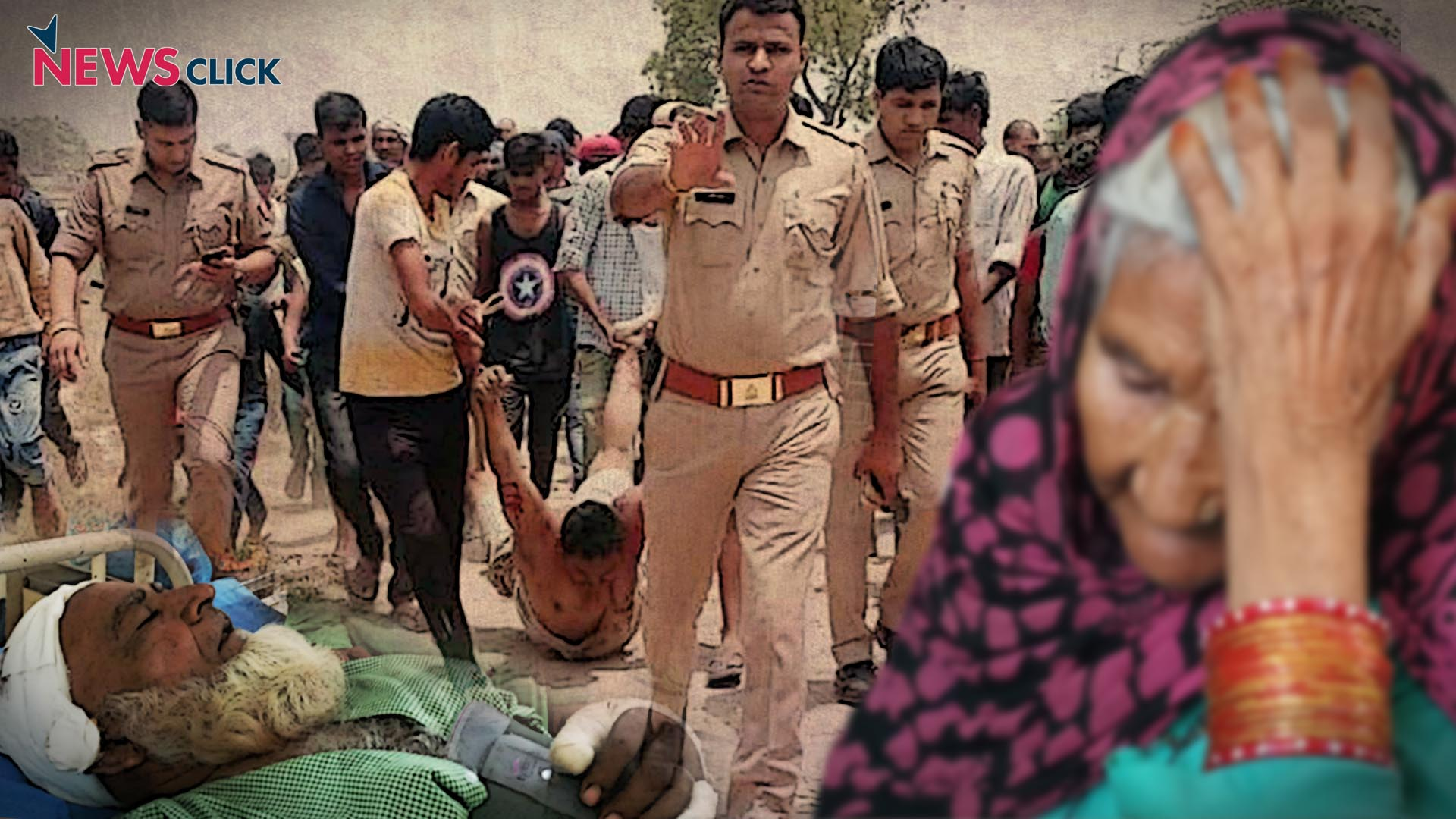 Hapur Lynching: Police Cover Up