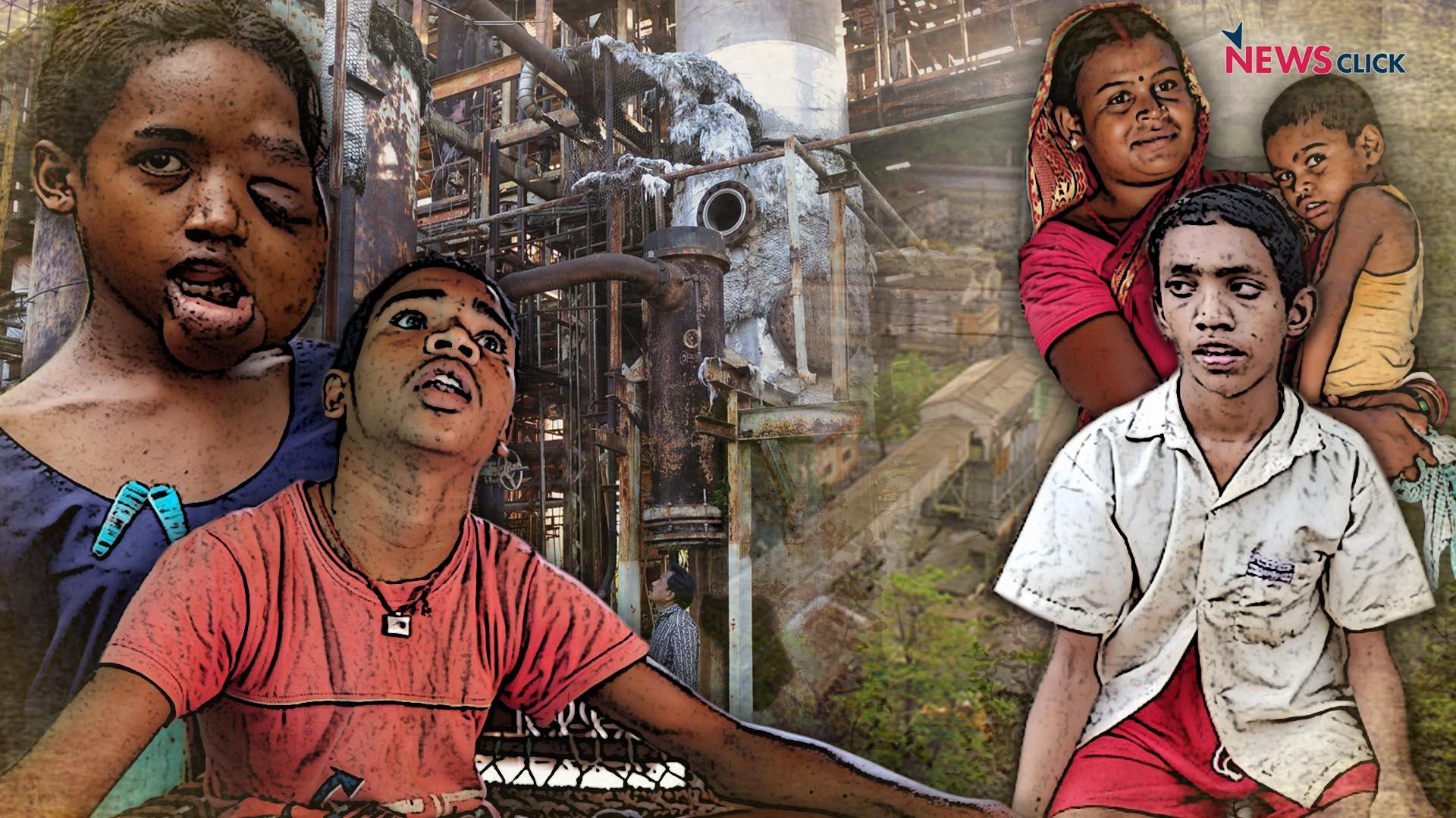 Uranium Mining in Jharkhand
