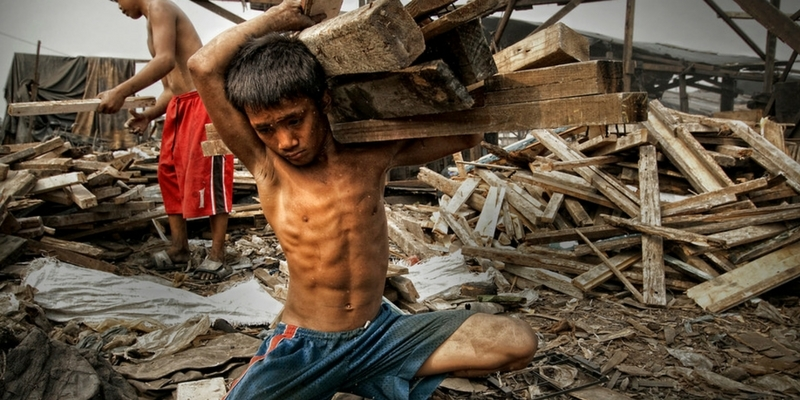 need to address unpaid family work to eliminate child labour ilo