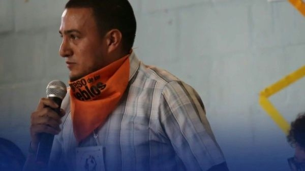 Interview with Colombian activist Julian Andres Gil Reyes