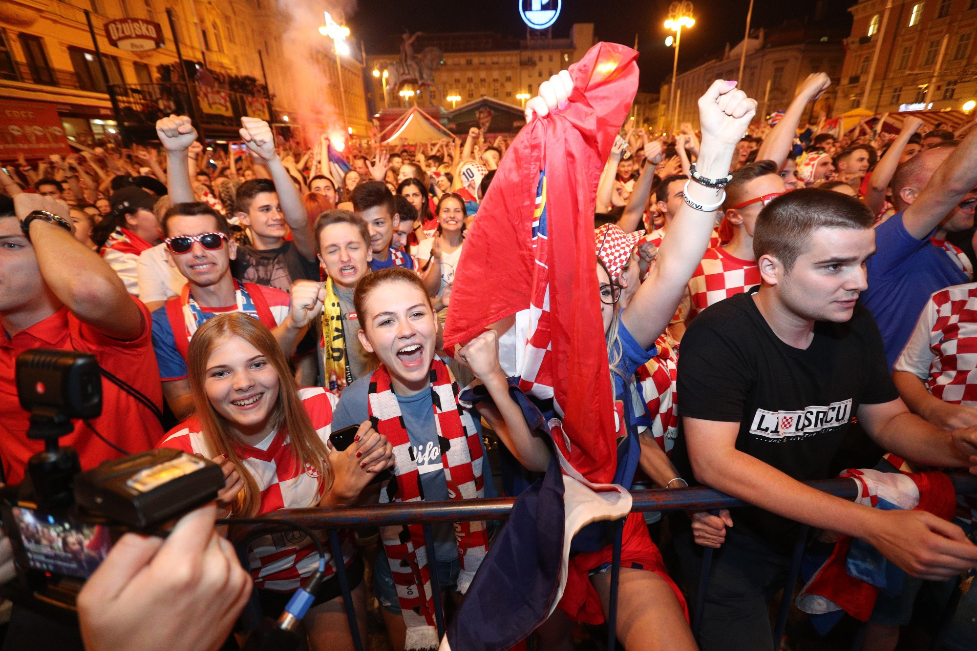 These Are The Saddest World Cup Fans On Earth | HuffPost |Croatia Soccer Fans